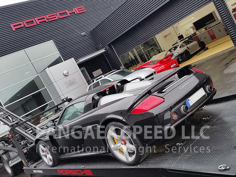 Car Shipping - Dubai | Germany, USA, Europe & more